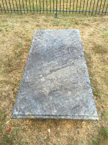 Margaet Stone's grave THST