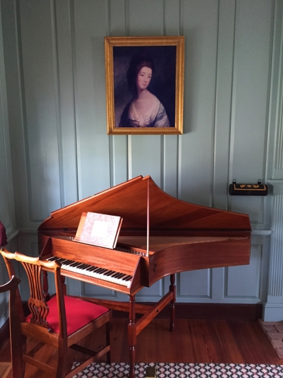 Margaret Brown Harpsichord