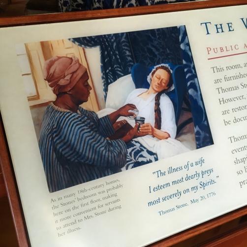 Margaret Stone's Illness THST