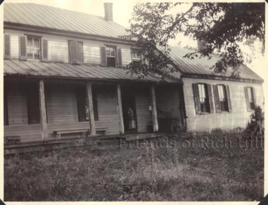 Rich Hill 1920 - 1922 1