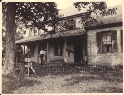 Rich Hill 1920 - 1922 2