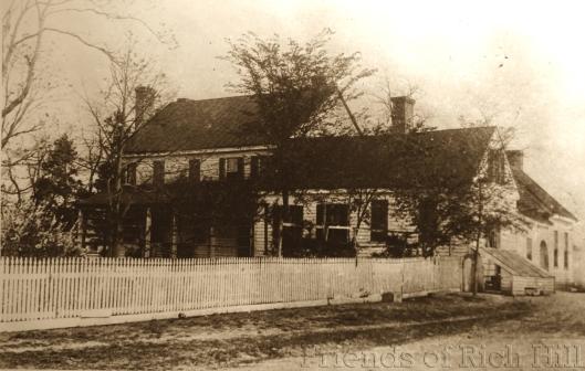 Rich Hill circa 1895