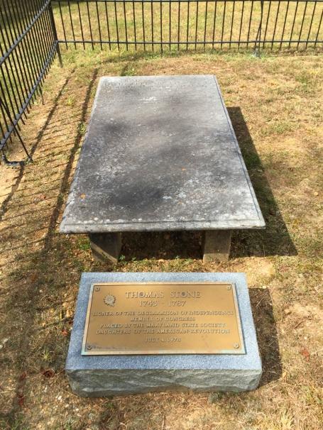 THomas Stone grave THST