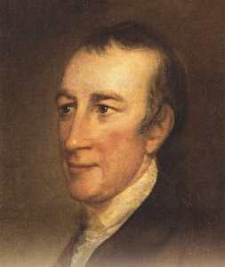Thomas Stone, signer of the Declaration of Independence from Maryland